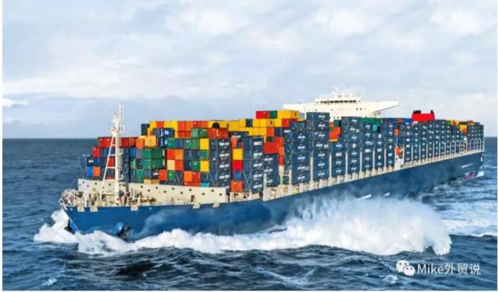 海运永远是外贸环节中不可或缺的攻单要素 Mike外贸说